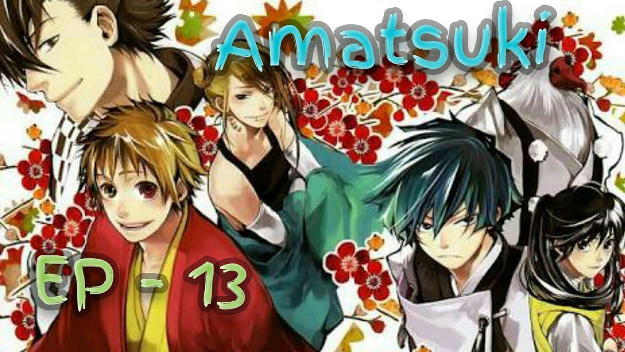 seriál Amatsuki series