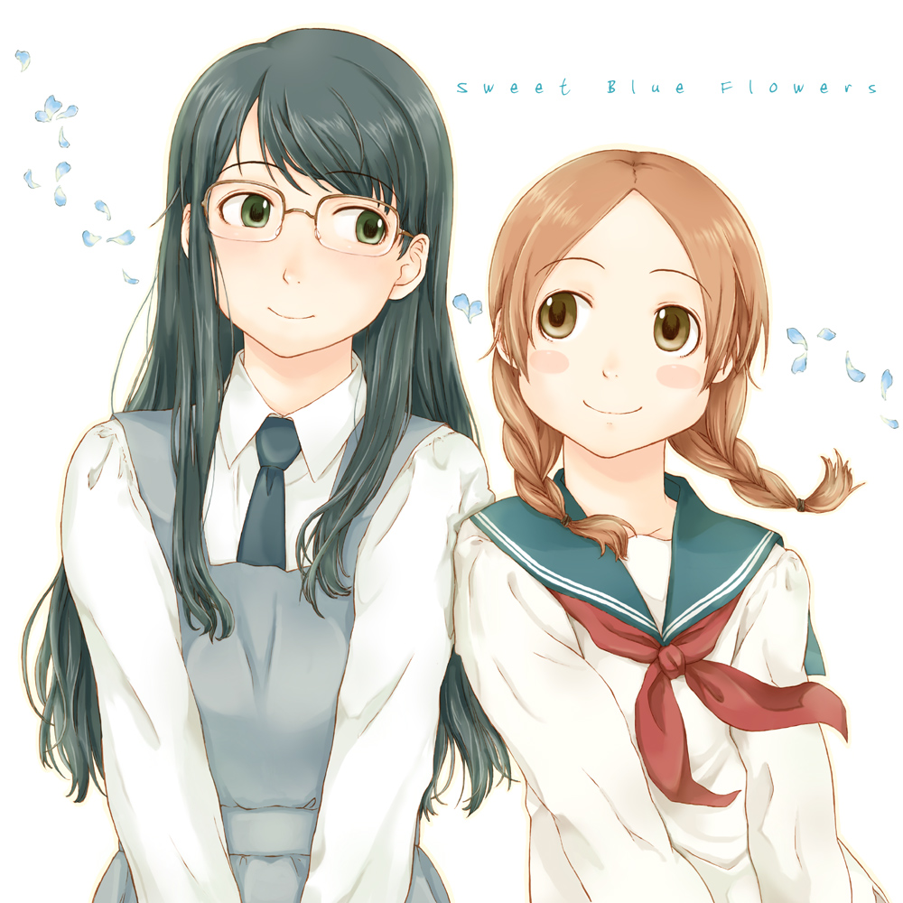 seriál Aoi Hana series