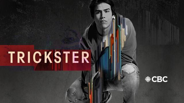 seriál Trickster series