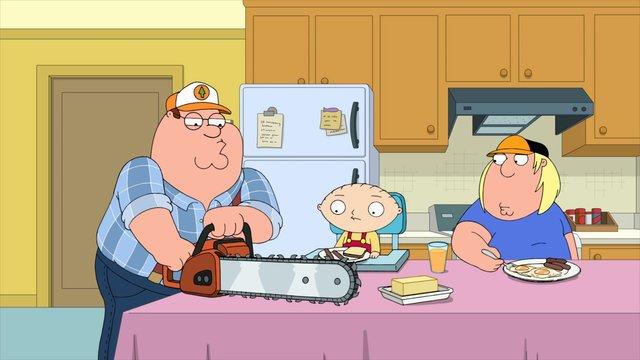 seriál Griffinovi Family.Guy.S19E03 stažení