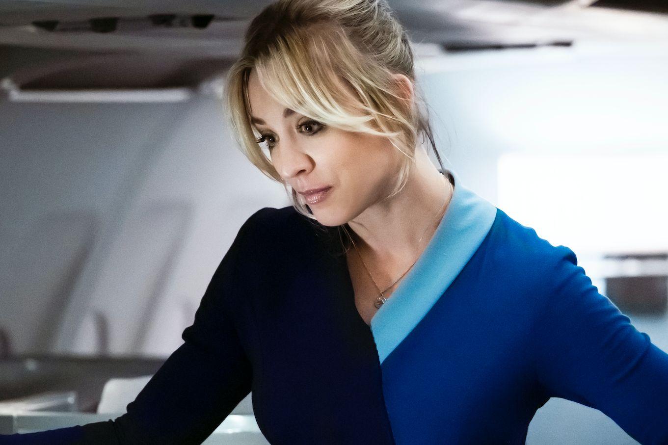 seriál Letuška The Flight Attendant series