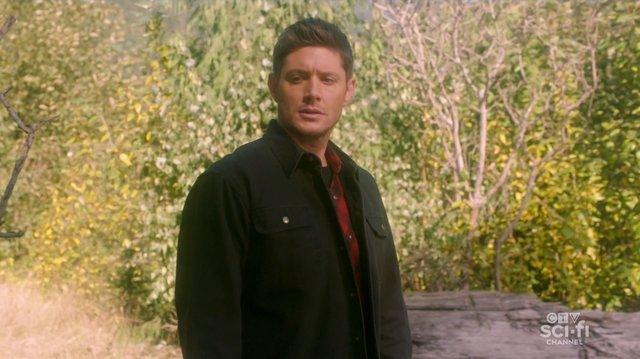seriál lovci duchů supernatural.s15e20 series