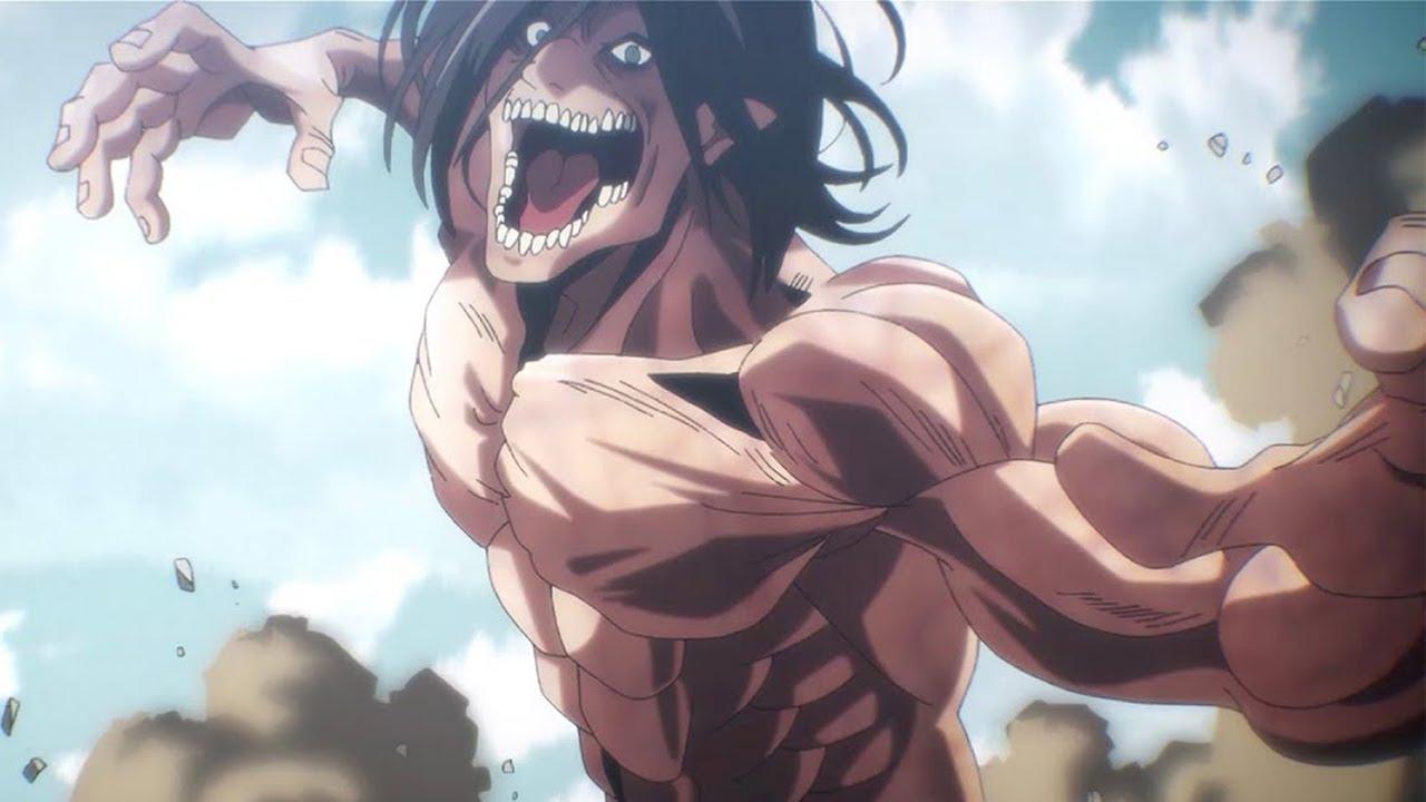 seriál Attack on Titan series