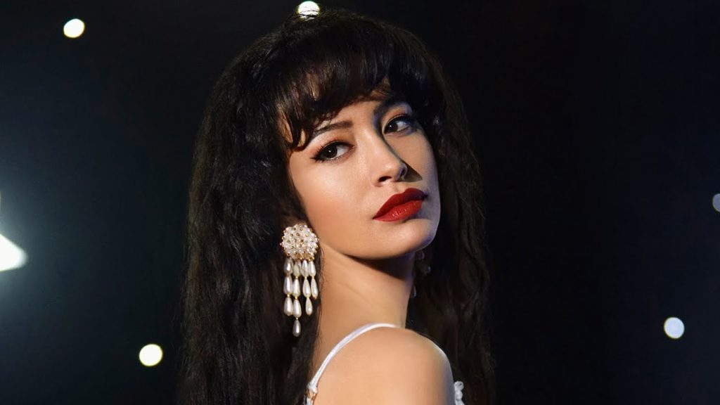 seriál Selena Cesta ke slávě Selena The Series series