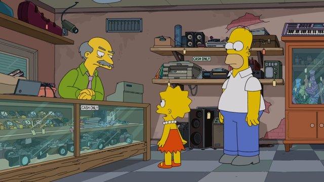 seriál simpsonovi The.Simpsons.S32E09 series