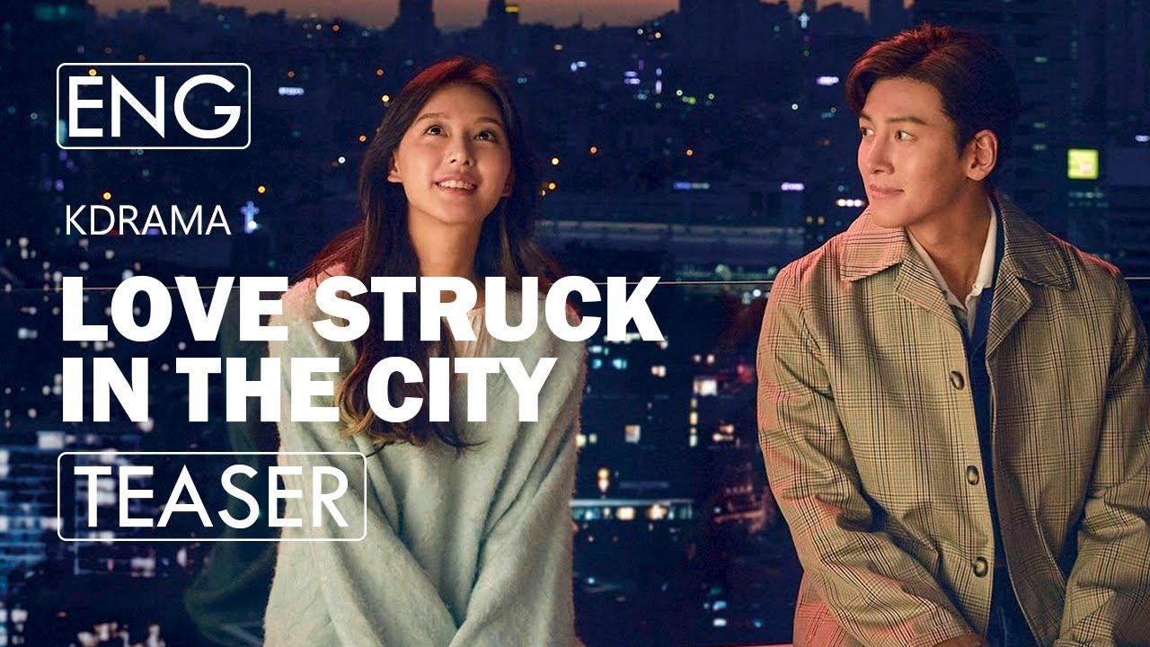 seriál Lovestruck in the City series
