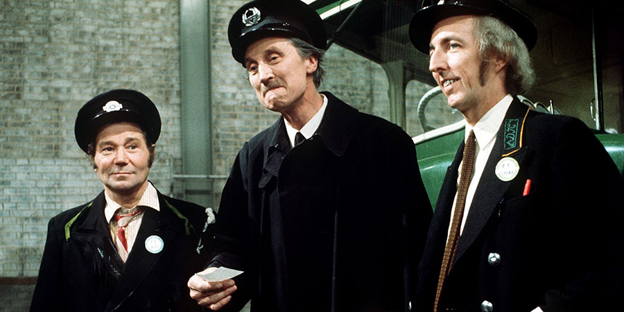 seriál On the Buses series