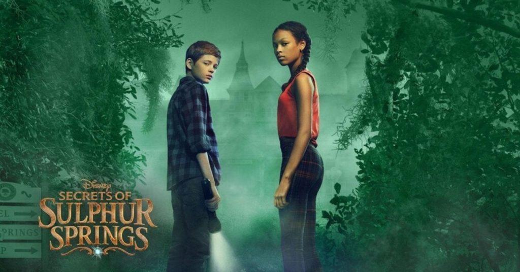 seriál Secrets of Sulphur Springs series