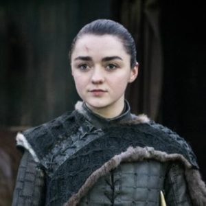 Seriepedie Hra o trůny postavy Arya Stark 01