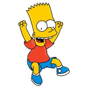 Seriepedie Simpsonovi postavy Bart-simpson 01