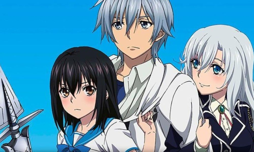 seriál Strike the Blood series