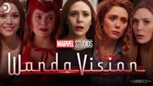 seriál WandaVision series