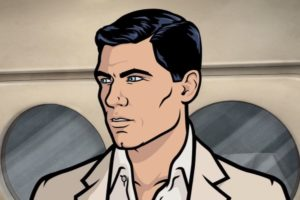 seriepedia Archer postavy Sterling Archer