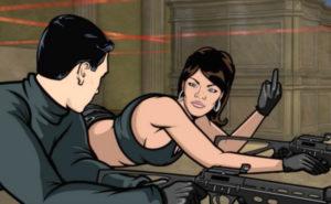 seriepedie Archer profily postav Lana Kane 02