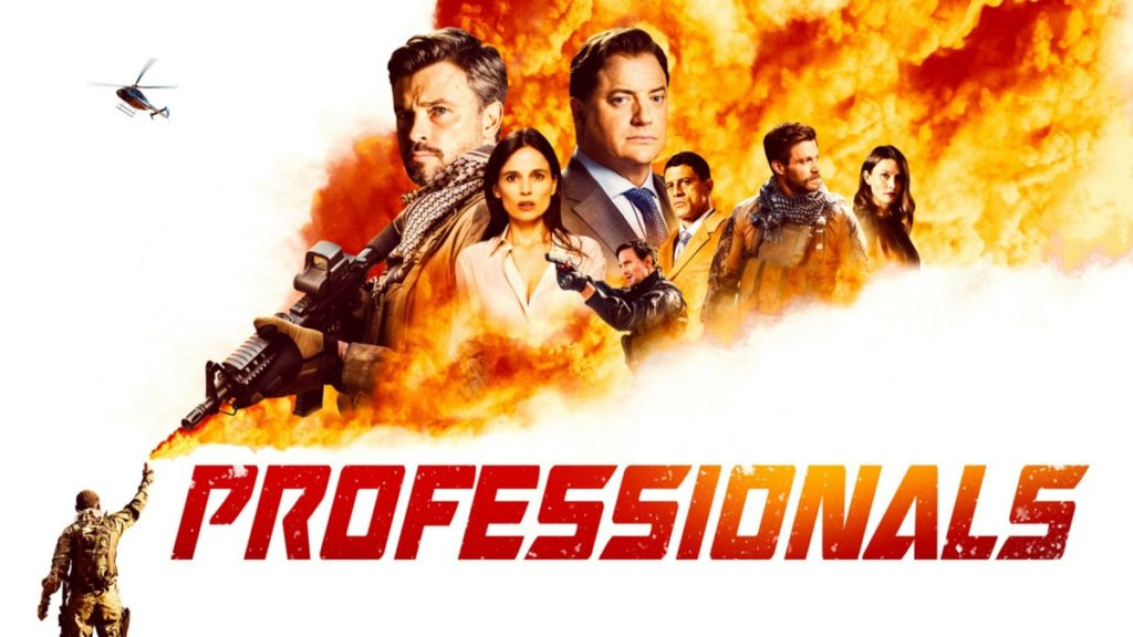 seriál Professionals series