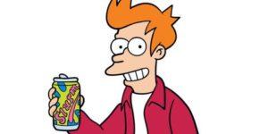 Seriepedia Futurama postavy Philip J Fry