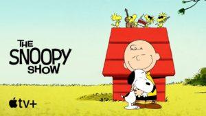 seriál The Snoopy Show series