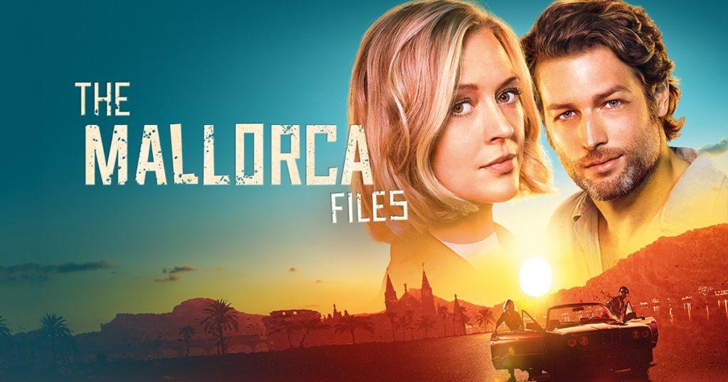 seriál Vražedná Mallorca The Mallorca Files series