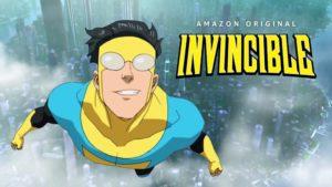 seriál Invincible series