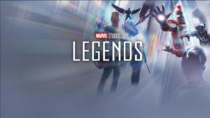 seriál Marvel Studios Legends series