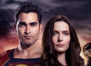 seriál Superman-Lois series