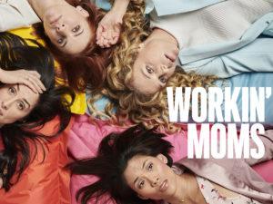 seriál Zpátky do práce Workin' Moms series