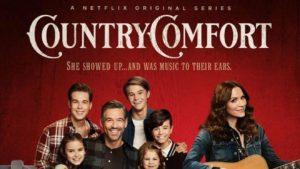 seriál Pohoda v rytmu country Country Comfort series