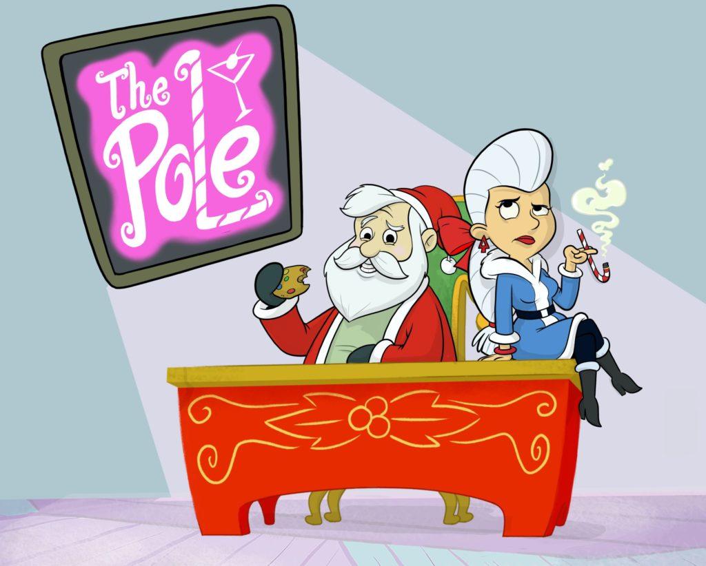 seriál The Pole series