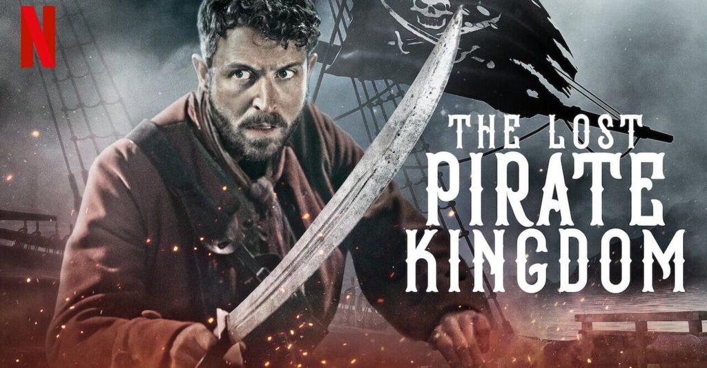 Ztracené království pirátů The Lost Pirate Kingdom