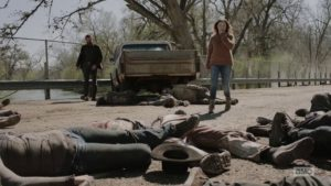 seriál Fear the Walking Dead S06E08