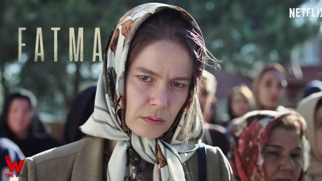 seriál Fatma series