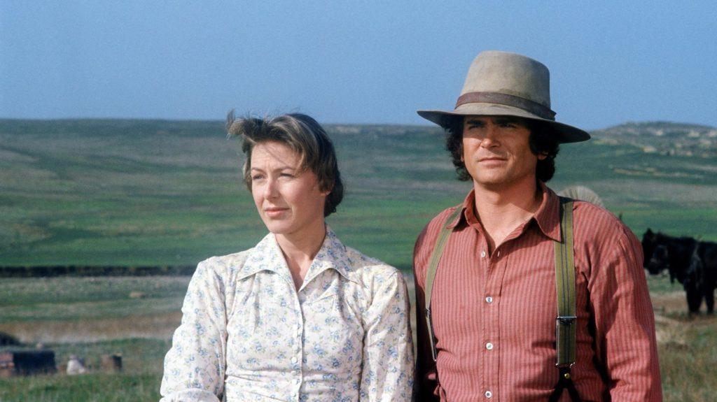 seriál Little House on the Prairie series