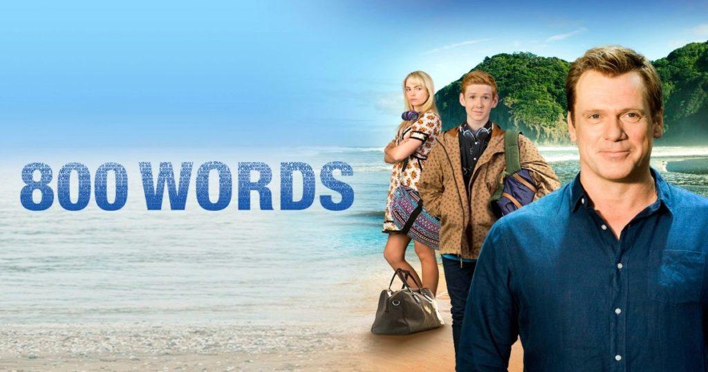 seriál 800 slov 800 words series