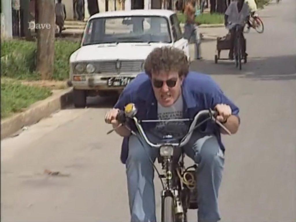 seriál Jeremy Clarkson's Motorworld series