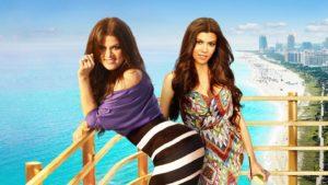 seriál Kourtney a Khloe dobývají Miami Kourtney and Kim Take Miami series