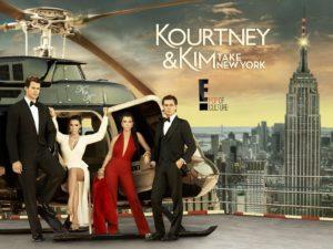 seriál Kourtney a Kim dobývají New York Kourtney and Kim Take New York series