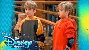 seriá Sladký život Zacka a Codyho /The Suite Life of Zack and Cody series
