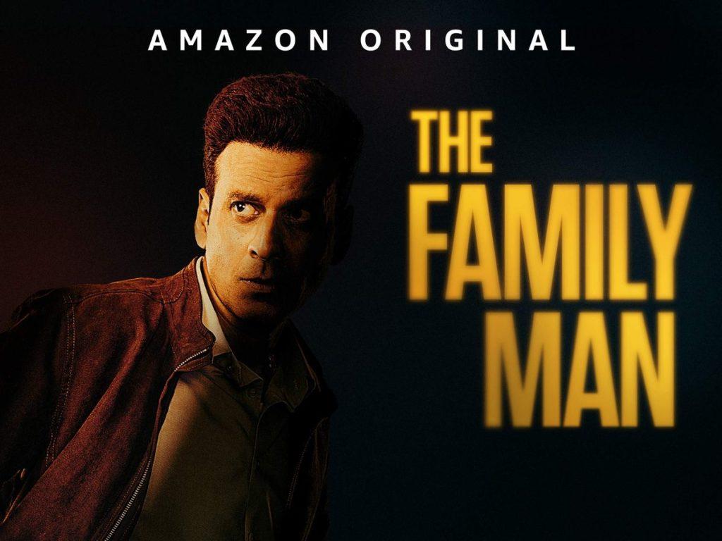 seriál The Family Man series