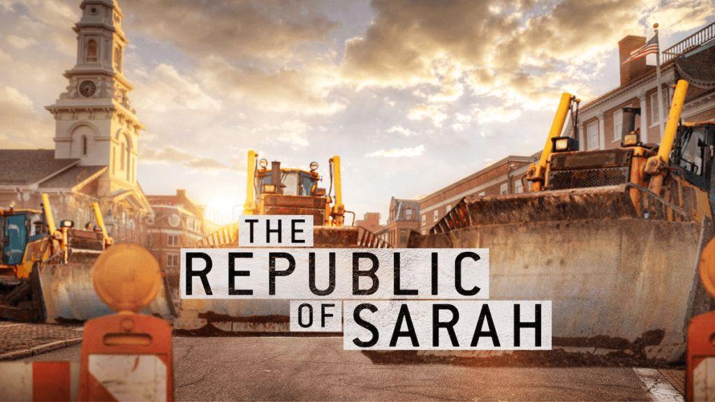 seriál The Republic of Sarah series