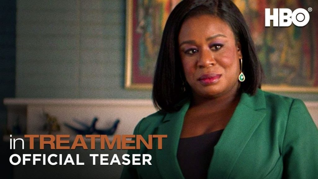 seriál V odborné péči In Treatment series