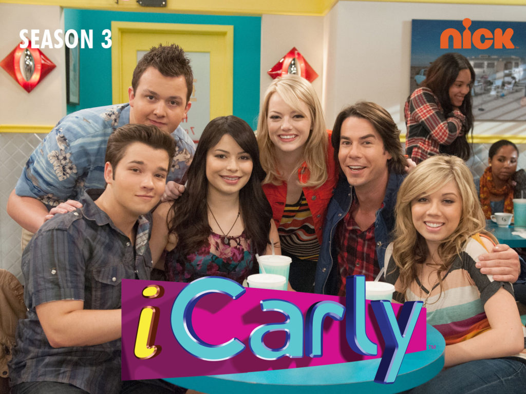 seriál iCarly series
