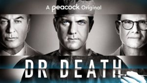 seriál Dr. Death series