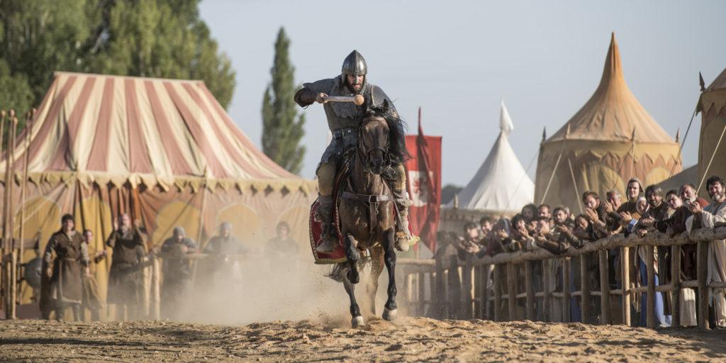 seriál El Cid series