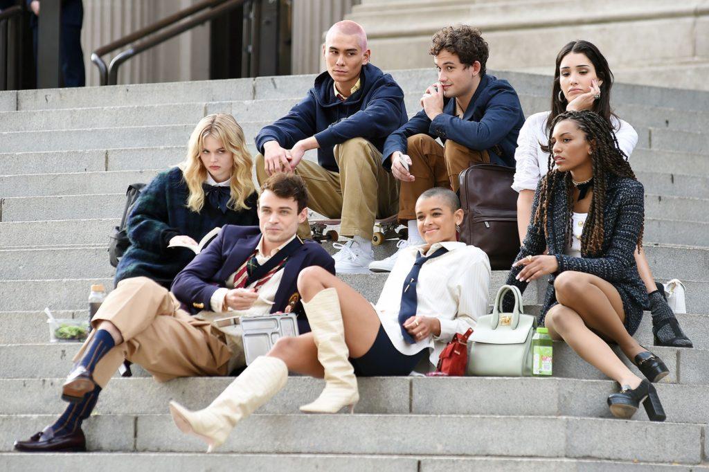 seriál Gossip Girl (2021) series