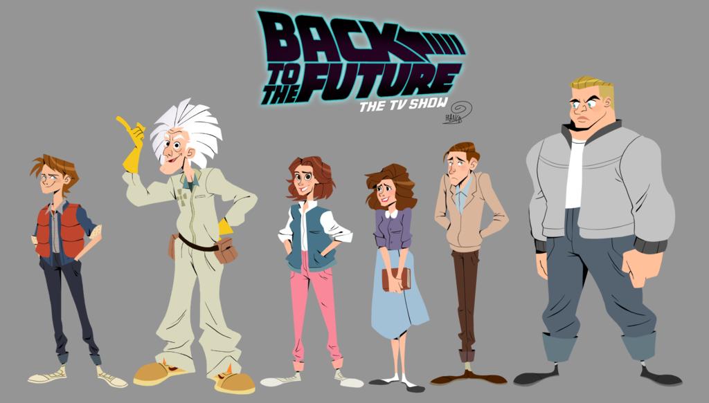 Návrat fo budoucnosti Back to the Future