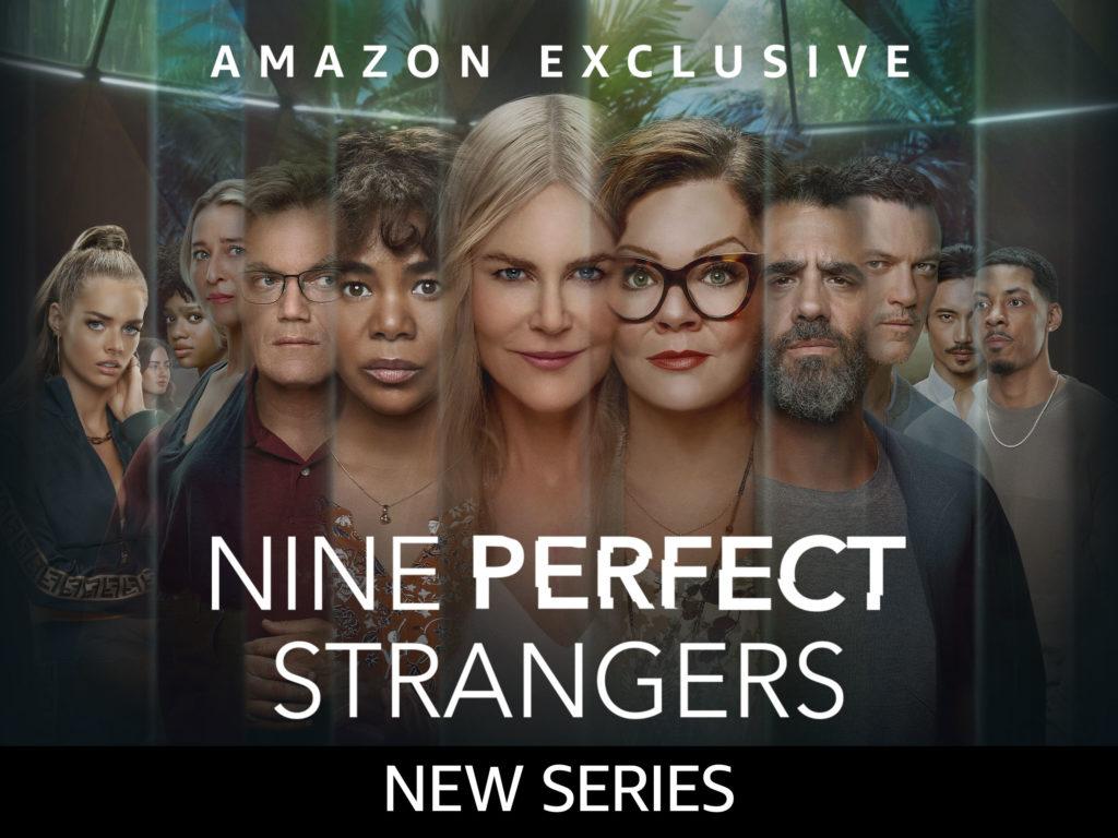 Úplně cizí lidé Nine Perfect Strangers
