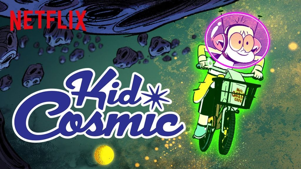 Kosmokid Kid Cosmic